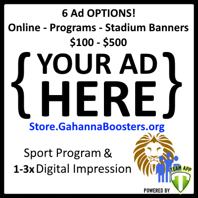 GLAB Advertising Opportunities
