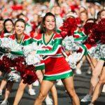 Alexis Pena in Disney Parade
