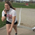 NWI Times Article: Victoria Farley next in long line of talented Portage throwers