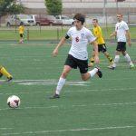 Portage High School Boys Varsity Soccer beat Andrean High School 2-0
