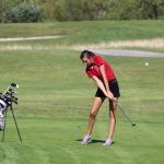 Portage High School Girls Varsity Golf finishes 9th place