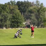 Portage High School Girls Varsity Golf finishes 6th place