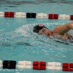 Portage High School Girls Varsity Swimming beat Calumet New Tech High School 131-23
