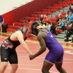 Portage High School Boys Varsity Wrestling beat Michigan City High School 60-15