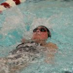 Portage High School Girls Varsity Swimming falls to Chesterton High School 37-149