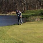 Portage High School Boys Varsity Golf finishes 3rd place