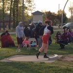 Portage High School Girls Varsity Track finishes 4th place