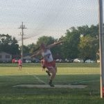 Portage High School Girls Varsity Track finishes 8th place