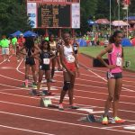 Portage High School Girls Varsity Track finishes 20th place