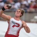 NWI Times Article:  Portage's Farley repeats shot put title at state