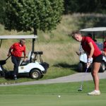 Portage High School Girls Varsity Golf finishes 8th place