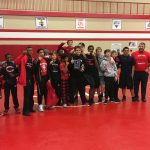Braves Roll At CP Duals