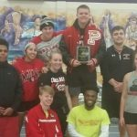 INDIANS 2ND AT NWI WEIGHTLIFTING CHAMPIONSHIPS