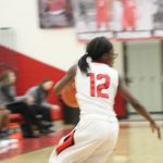 Portage High School Girls Junior Varsity Basketball falls to Merrillville High School 30-20