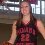 Watch 2013 Grad Nicki Monahan score 2000 career points for IUN!