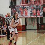 Portage High School Girls Varsity Basketball beat Hammond Clark High School 73-32