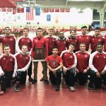Wrestlers Bring Home 2017 Sectional Trophy!