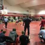 Portage wrestling meet