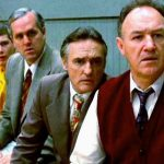 Film still from movie Hoosiers