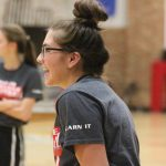 Photo Gallery: Girls Basketball at Andrean 1-09-18