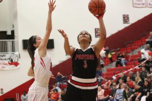 Photo Gallery: Girls Basketball vs. Kankakee Valley