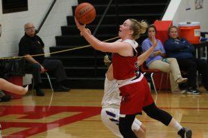 Photo Gallery: Girls Basketball vs. Hobart (Sectionals) 1/31/18