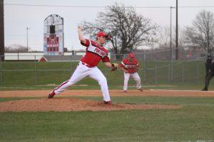 high school baseball players