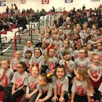 PHS Cheer Hosts Cheer Clinic