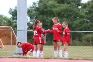 Photo Gallery: Girls Soccer vs. Merrillville