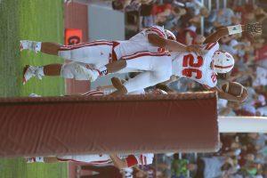 Photo Gallery: Varsity Football vs. Mishawaka 8/23/19