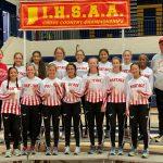 Girls XC Advance to Regional