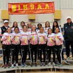 Girls XC to State Finals