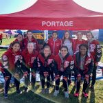 Girls. XC ends season at state finals