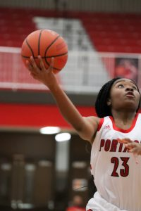 Photo Gallery: Girls Basketball vs. North Judson