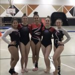 Gymnastics Starts Off Season on High Note