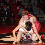 Wrestling Advances 13 Wrestlers to Regionals
