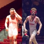 Conrad and Dancy Punch Their Ticket to the IHSAA Wrestling State Finals