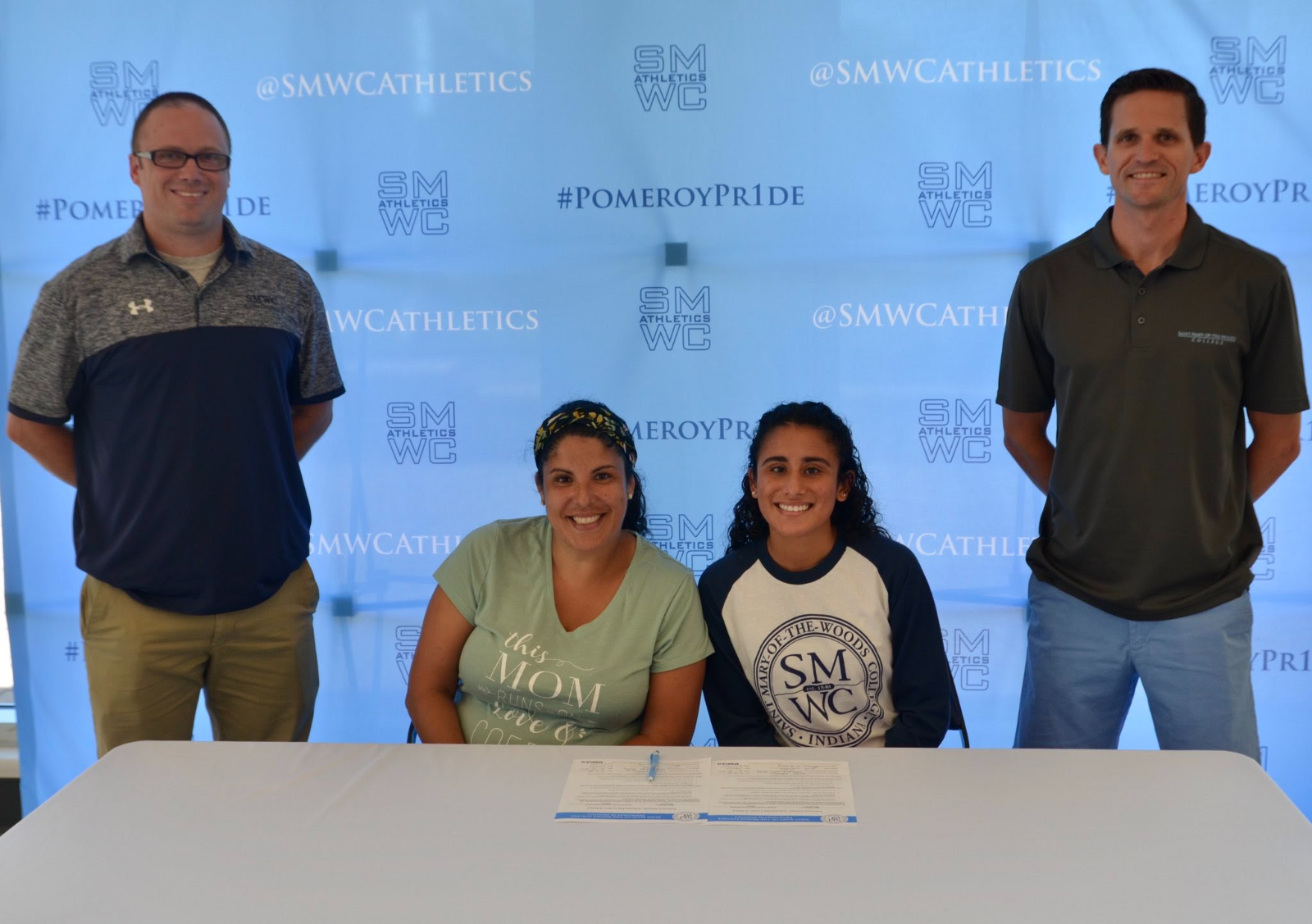 Brisa Martinez commits to St. Mary of the Woods College
