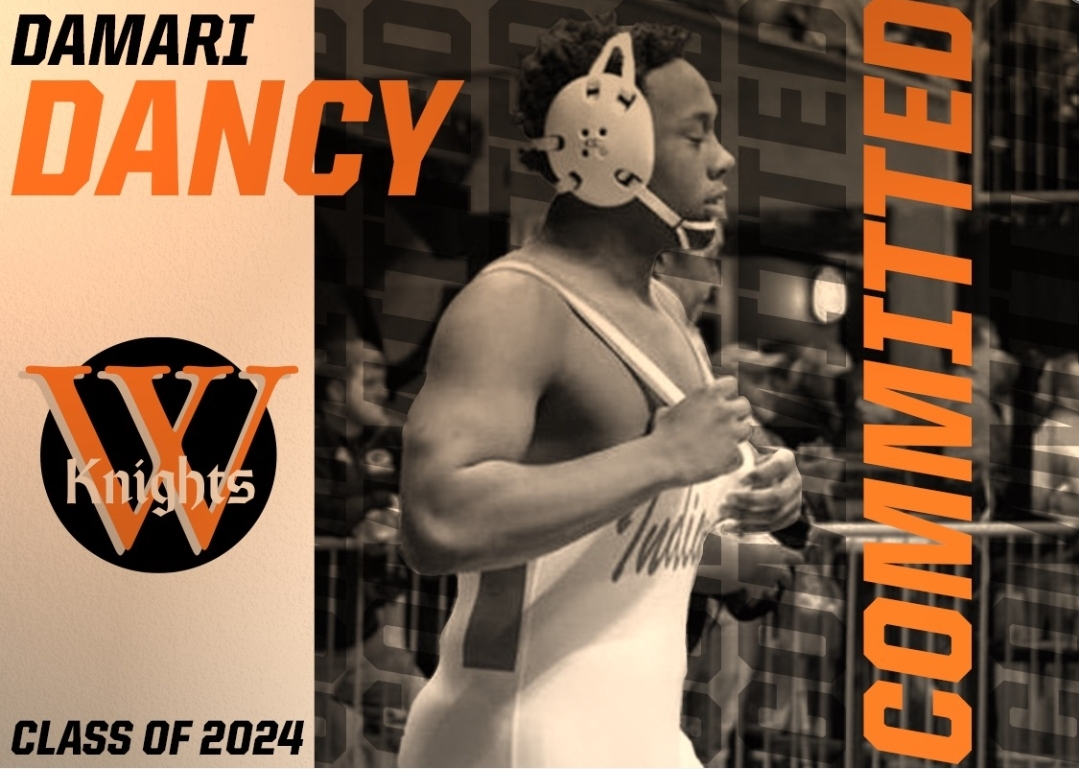 Damari Dancy commits to Iowa's Wartburg College