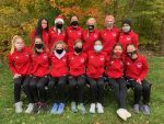 Girls XC Team 14th at Semi-State, McCulloch Qualifies for State Finals