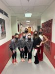 Gymnasts Compete in State Meet