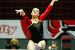 PEELE NAMED TO ALL-CONFERENCE GYMNASTICS TEAM