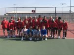 Girls Varsity Tennis falls to LaPorte 4 – 1