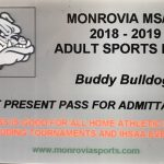 2018-19 Sports Passes Now Available