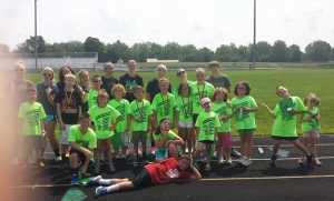 Monrovia Youth Running Camp 2014