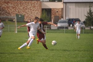 Boys Soccer vs. Lutheran