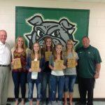 Girls Golf Team is Athlete of the Week!