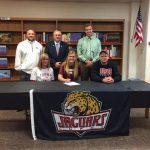 Erica Tharp Signs Letter of Intent to IUPUI!