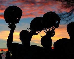 Sectional Championship Football vs. Cardinal Ritter