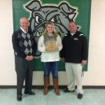 Alaina Longere is this Week's Nichols Insurance Athlete of the Week!